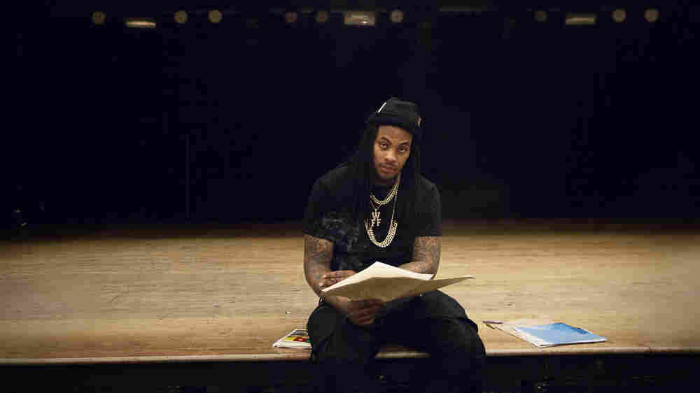 Waka Flocka Flame reading resumes at Webster Hall in New York City April 20.