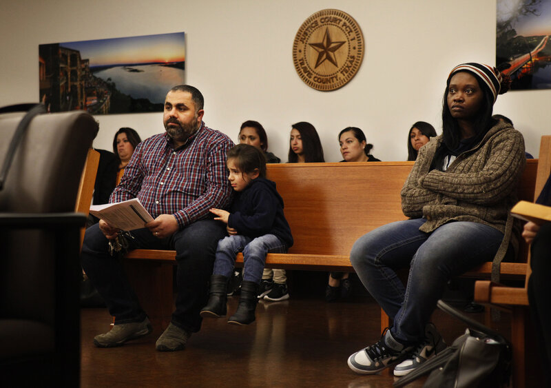 In Texas Courts Turn Truancy Cases Into >> In Texas Questions About Prosecuting Truancy Npr Ed Npr