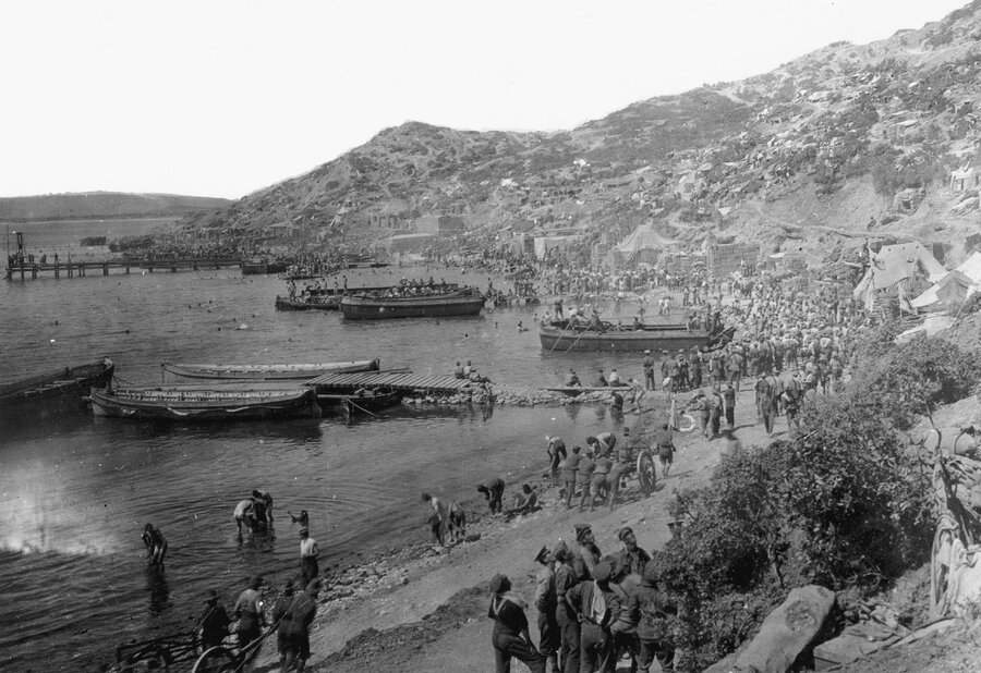 Remembering Gallipoli, A WWI Battle That Shaped Today's Middle ...