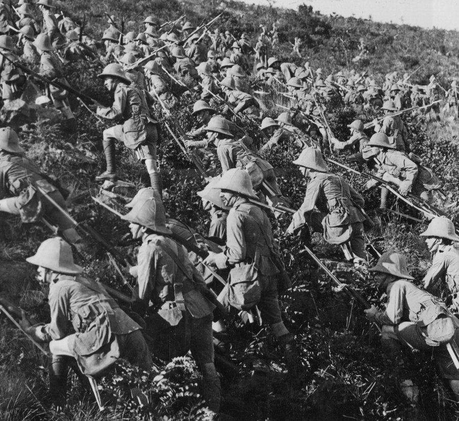 Image result for WWI battle