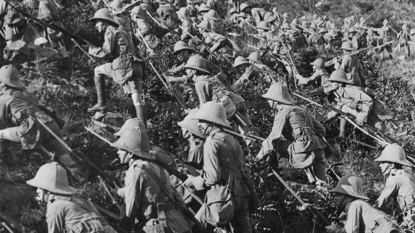 Car Talk Podcast >> Remembering Gallipoli, A WWI Battle That Shaped Today's Middle East : Parallels : NPR
