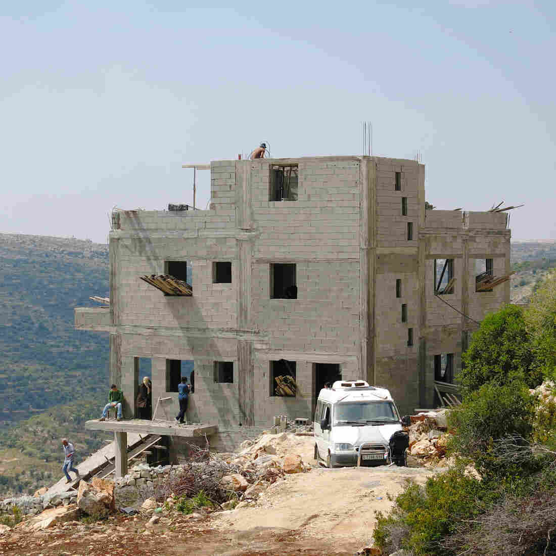 Clearing The Tangled Path For Land Ownership In The West Bank
