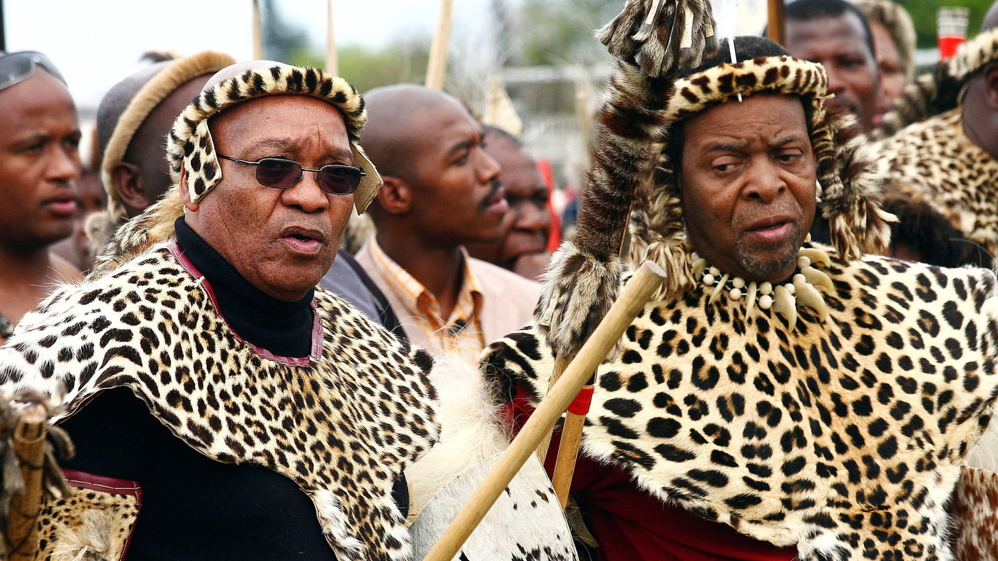 South Africa's Xenophobic Attacks 'Vile,' Says Zulu King Accused Of  Inciting Them : NPR