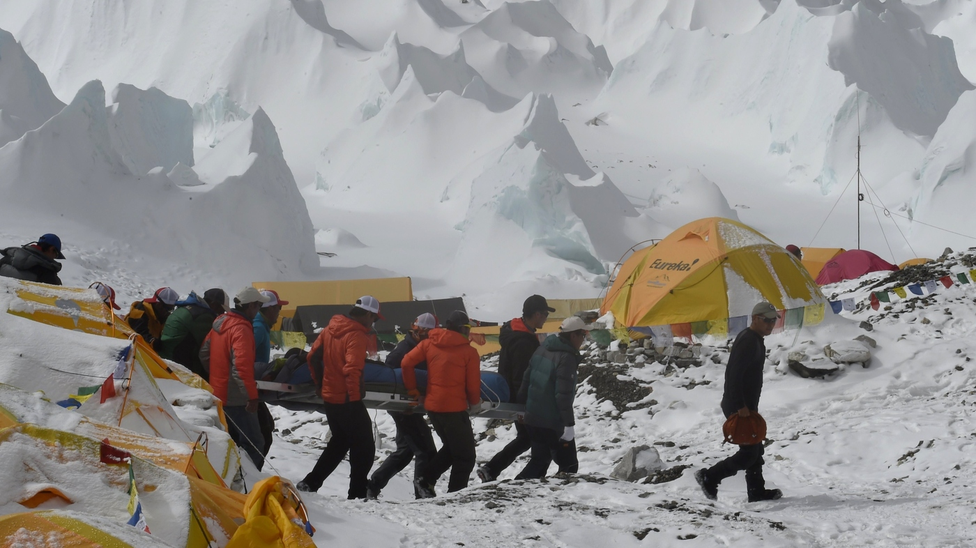 Powerful Aftershock Jars Kathmandu; Nepal Quake Toll Rises