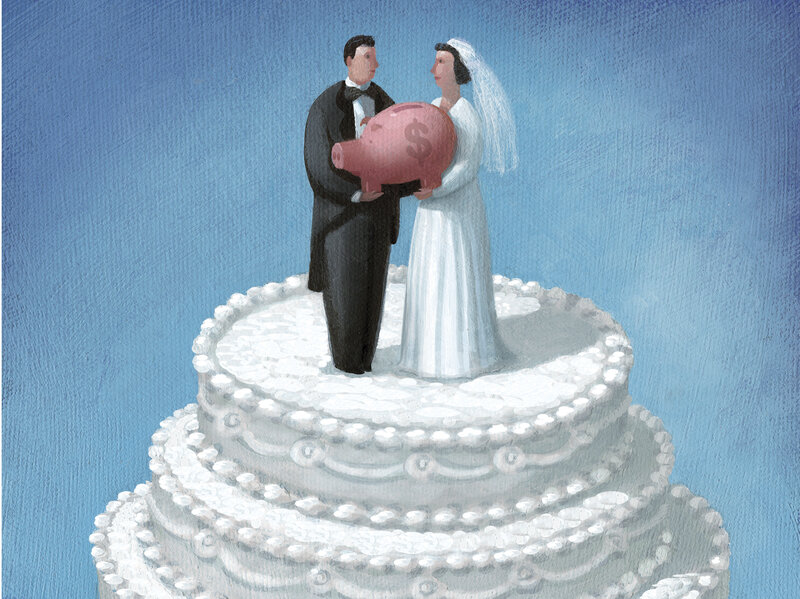 How Getting Married Affects Health Insurance Tax Credits : Shots