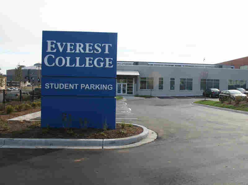 Corinthian operated colleges and training programs under the names Everest College, Heald, WyoTech and QuickStart Intelligence. This location is in Milwaukee.