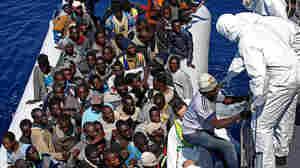 For Europe-Bound Migrants, Desperation Outweighs Risks
