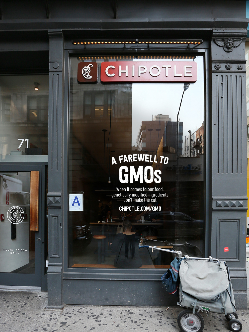 Chipotle Says Adios To GMOs, As Food Industry Strips Away Ingredients