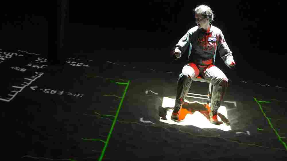 Director Julie Taymor Steers A 'Grounded' Portrait Of A Drone Pilot