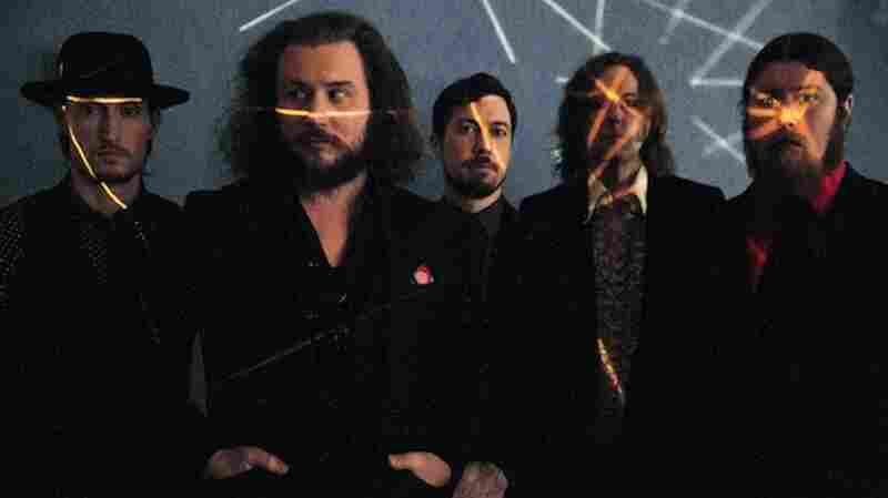NPR Music Webcast: My Morning Jacket Live In Concert, May 7