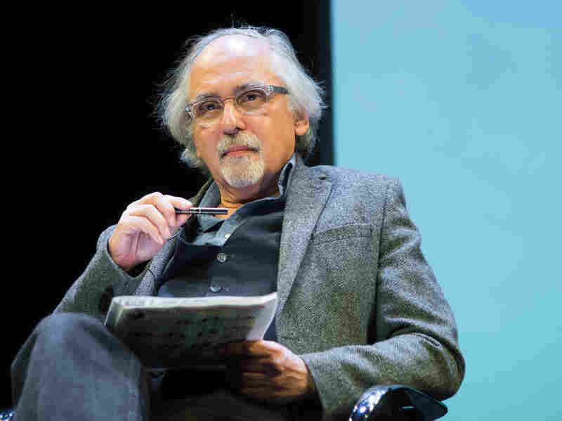 "Cartoonist Art Spiegelman attends the French Institute Alliance Francaise's ""After Charlie: What's Next for Art, Satire and Censorship"" at Florence Gould Hall on Feb. 19 in New York City."