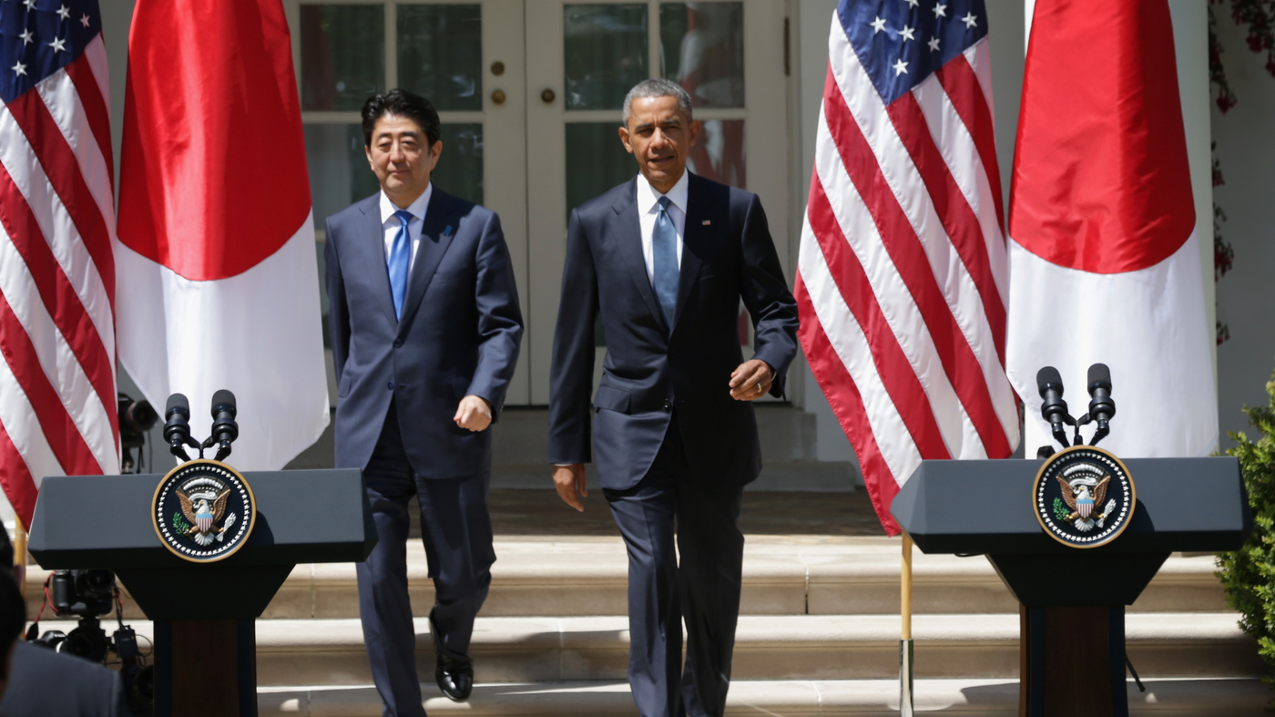 Obama Confident In Asia Trade Pact But Track Record For Deals Is