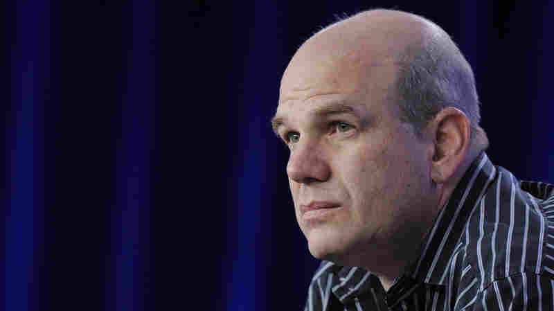 David Simon, creator of The Wire, is urging calm in Baltimore.