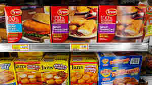 Tyson Foods To Stop Giving Chickens Antibiotics Used By Humans