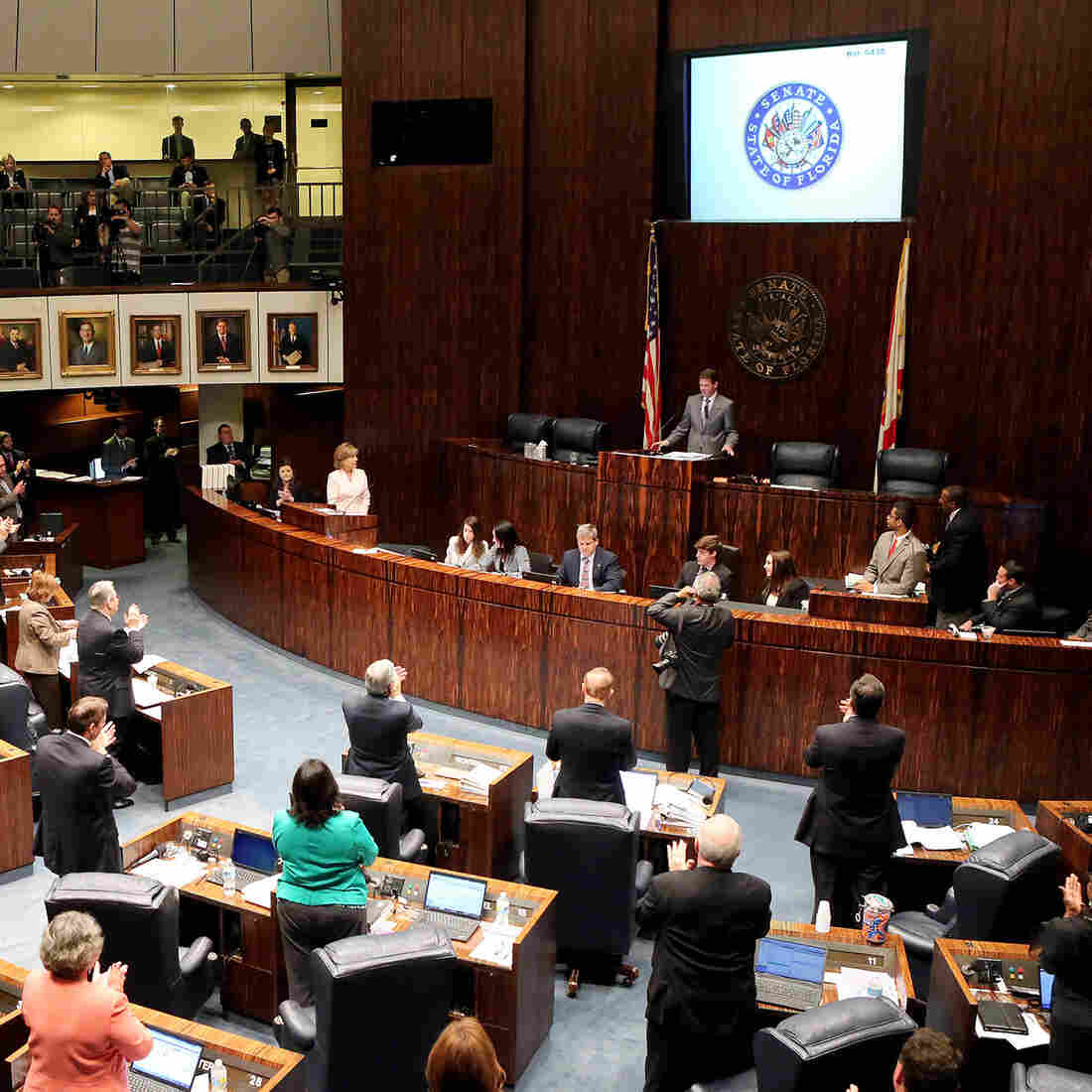 Florida's House Quits Early, At Impasse Over Medicaid Expansion