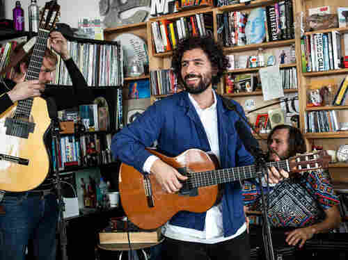 This soft-spoken Swedish singer left an imprint at the Tiny Desk that was gentle and long lasting.