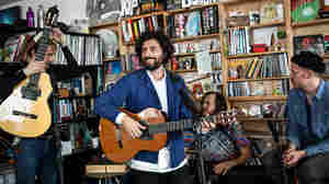 José González: Tiny Desk Concert