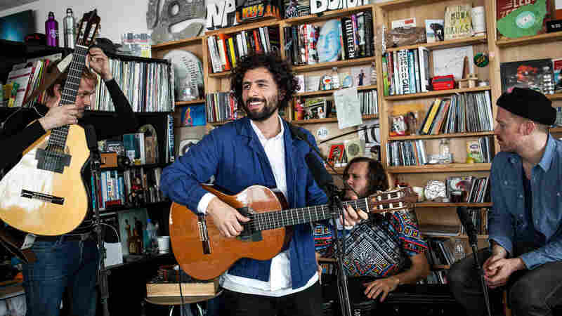 Tiny Desk Concert with José González.