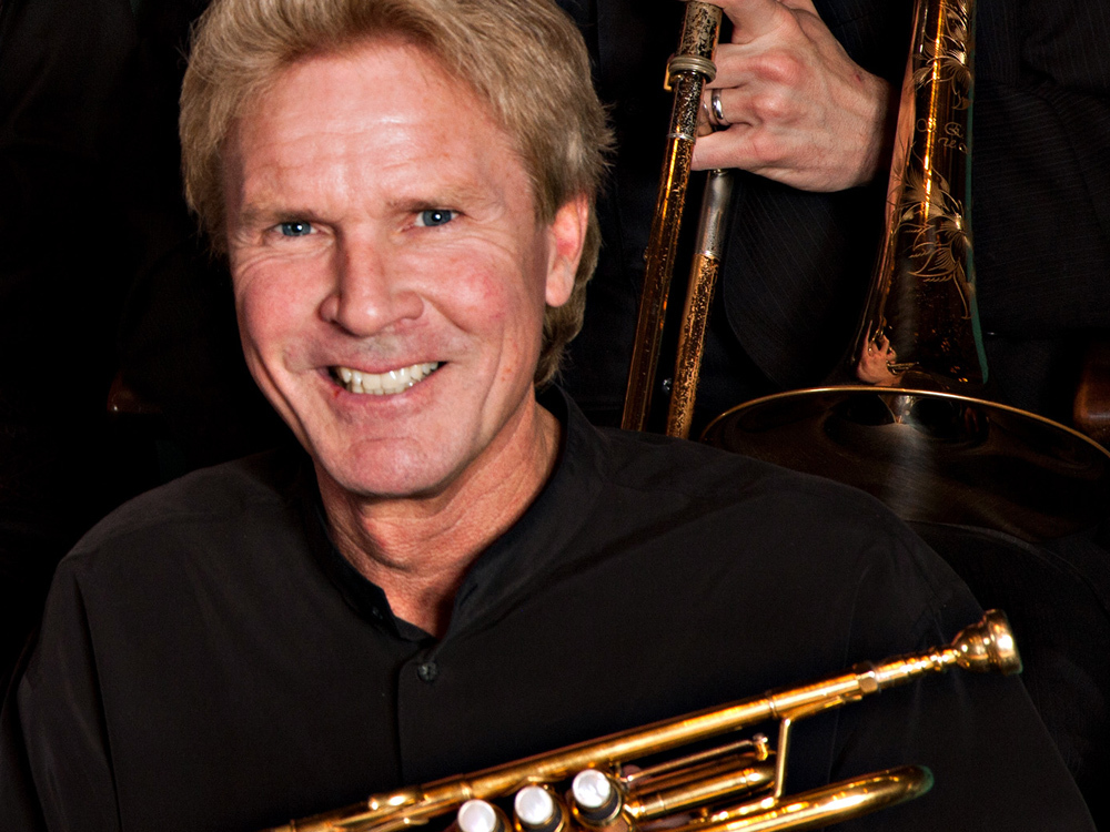 Trumpeter Rolf Smedvig, of the Empire Brass Quintet, was acclaimed for his lustrous tone and virtuosity.