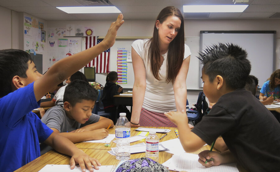 Las Vegas: Betting On New Teachers But Coming Up Short