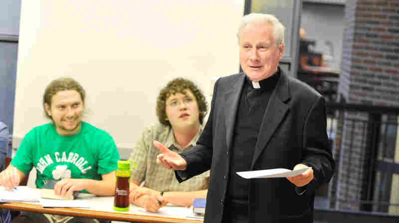 Archbishop Michael Fitzgerald is one of the Catholic Church's top experts on Islam. He has served the Vatican in places such as Tunisia, Uganda and Egypt, and now is promoting interfaith understanding by teaching Jesuit students in Cleveland about the Quran.