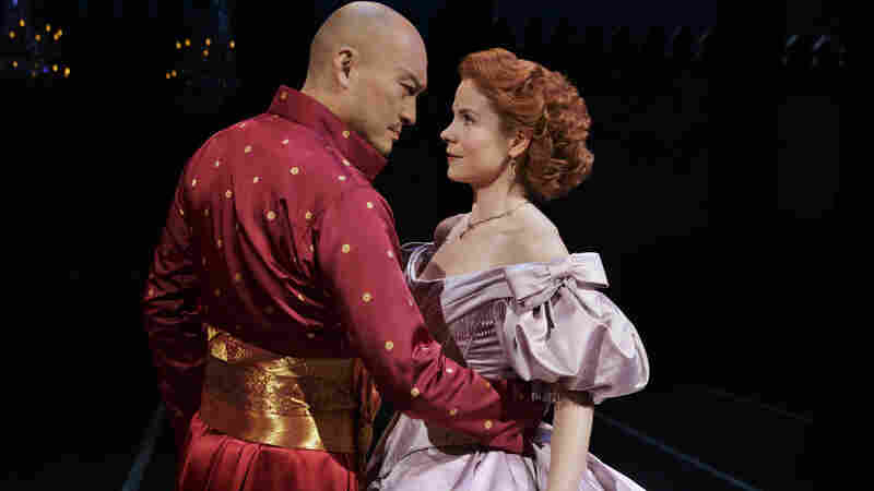 Ken Watanabe and Kelli O'Hara have both received Tony nominations for their portrayals of the king and Anna Leonowens in Bartlett Sher's revival of The King and I.
