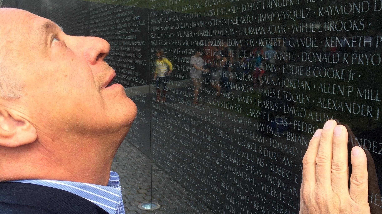 Vietnam Veteransu0027 Memorial Founder: Monument Almost Never Got Built : NPR