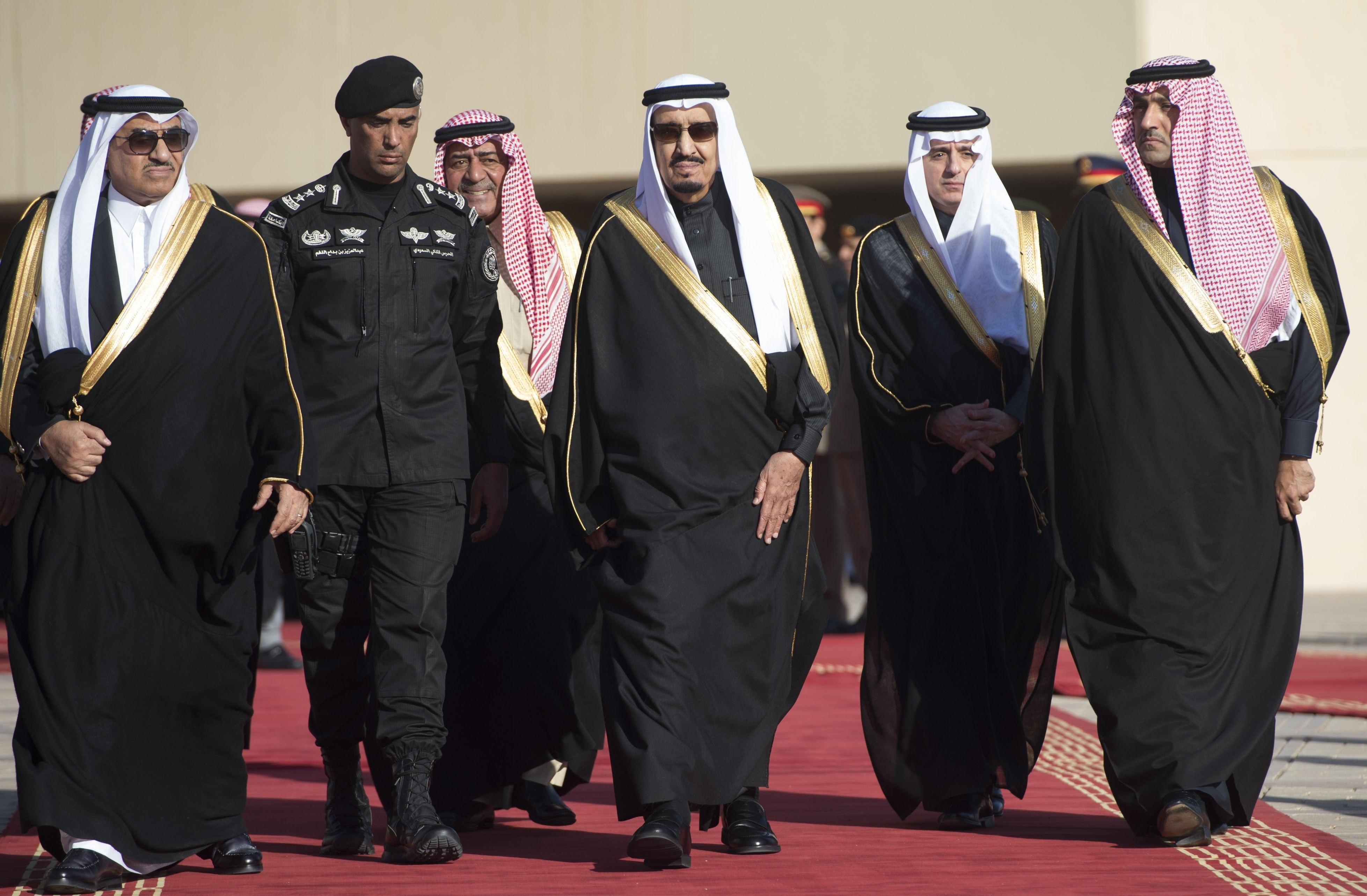 Game Of Thrones: Saudi King Shakes Up Line Of Succession