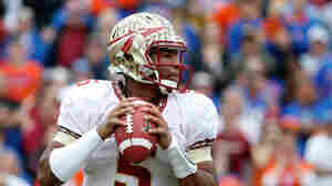 FSU Quarterback Jameis Winston Picked First In NFL Draft
