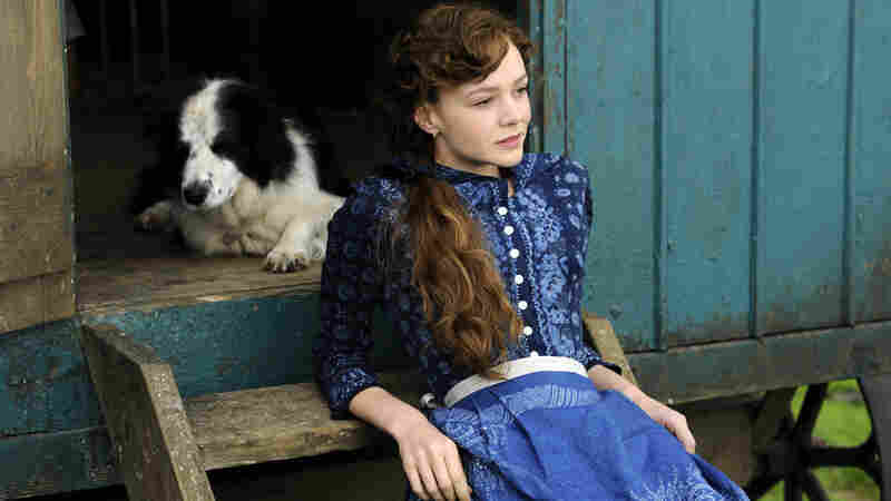 Carey Mulligan plays Bathsheba Everdene in a new film adaptation of Thomas Hardy's 1874 novel, Far From the Madding Crowd.