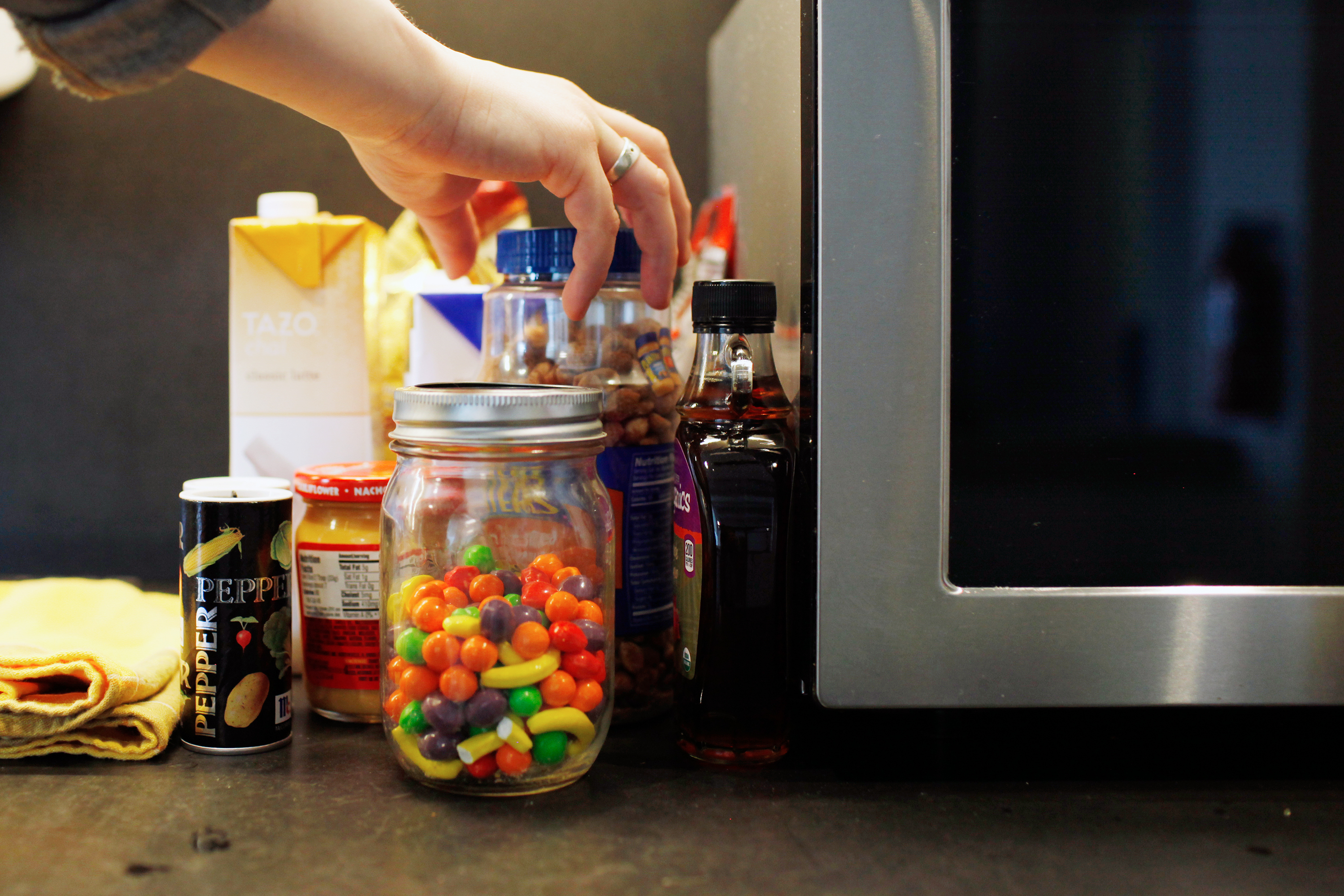 How We Store Food At Home Could Be Linked To How Much We Eat