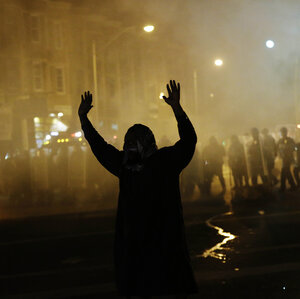 Is It An 'Uprising' Or A 'Riot'? Depends On Who's Watching