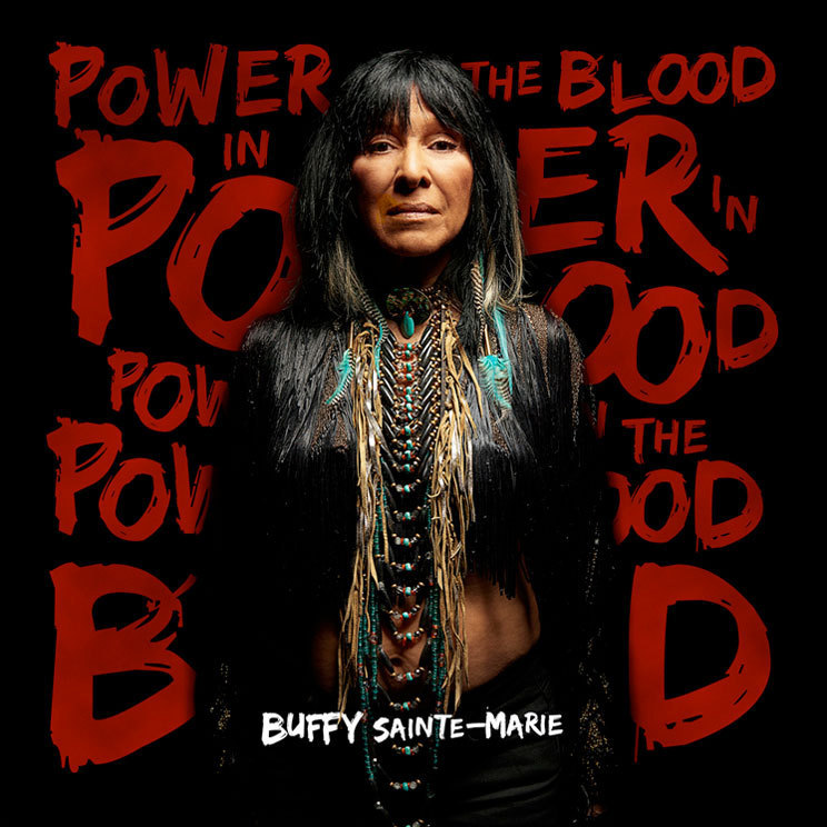 Review: Buffy Sainte-Marie, 'Power In The Blood'