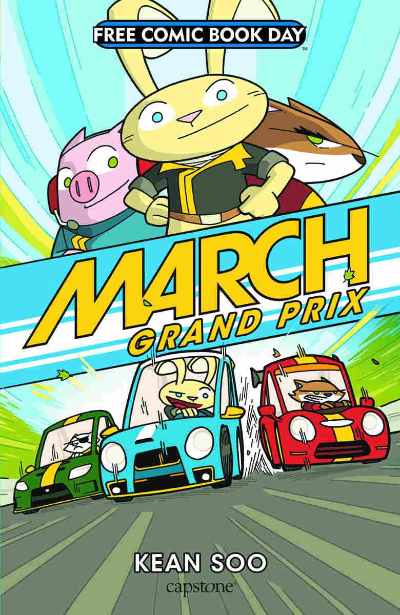 March: Grand Prix