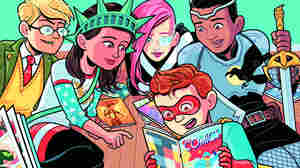 Free Comic Book Day: A Guide To The Heroes, Musicians And Mutants