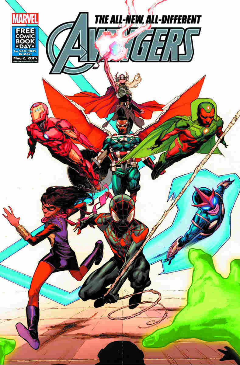 All-New, All Different Avengers
