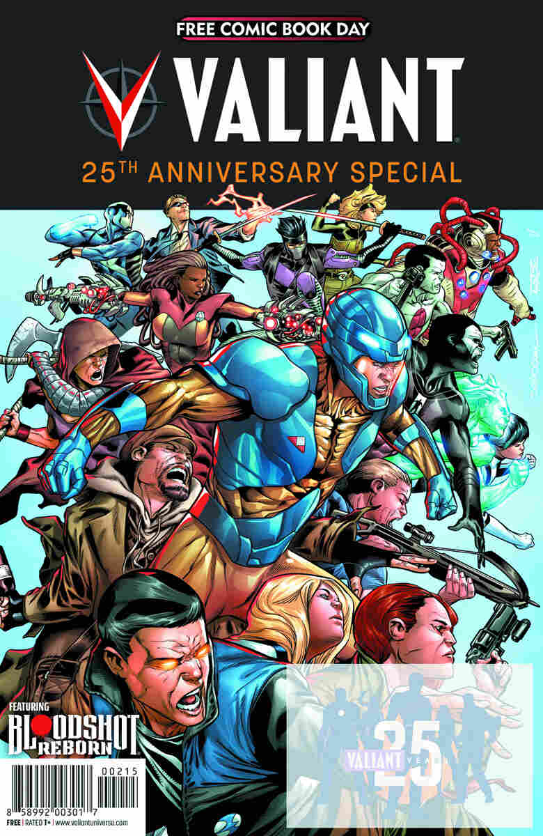 Valiant: 25th Anniversary Special