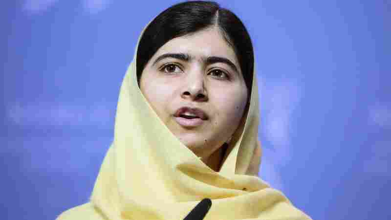 Malala Yousafzai, who was 15 when she was shot, was awarded the Nobel Peace Prize last year.