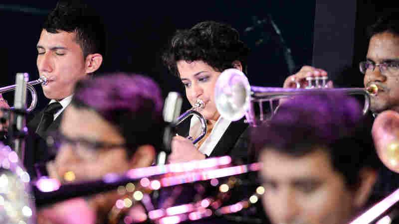 Simón Bolívar Big Band Jazz.