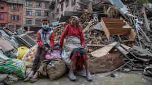 Show Us The Aid: Anger In An Ancient Nepali Town