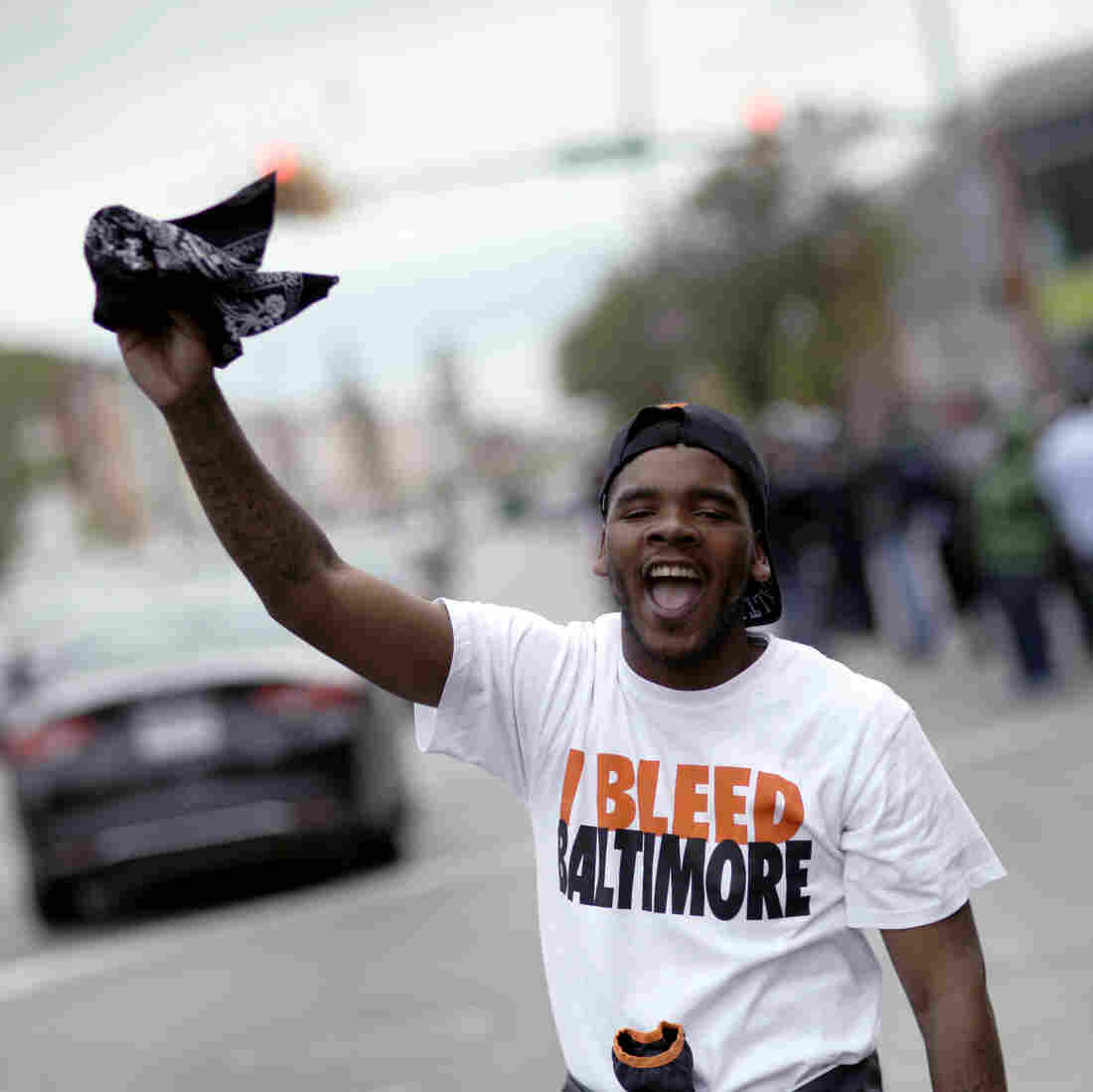 Baltimore Mayor: 'No One Is Above The Law In Our City'