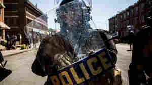 Law Enforcement Reacts To Baltimore Officer Criminal Charges