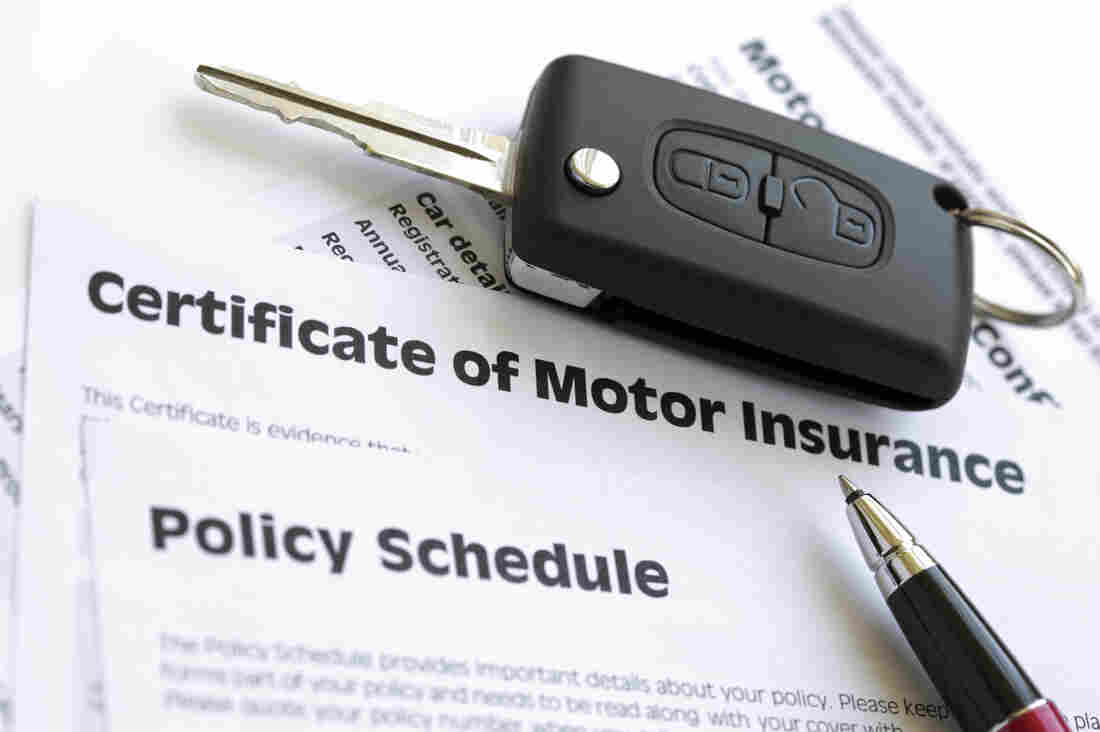 Price Optimization: Being A Loyal Auto Insurance Customer Can Cost You | NPR