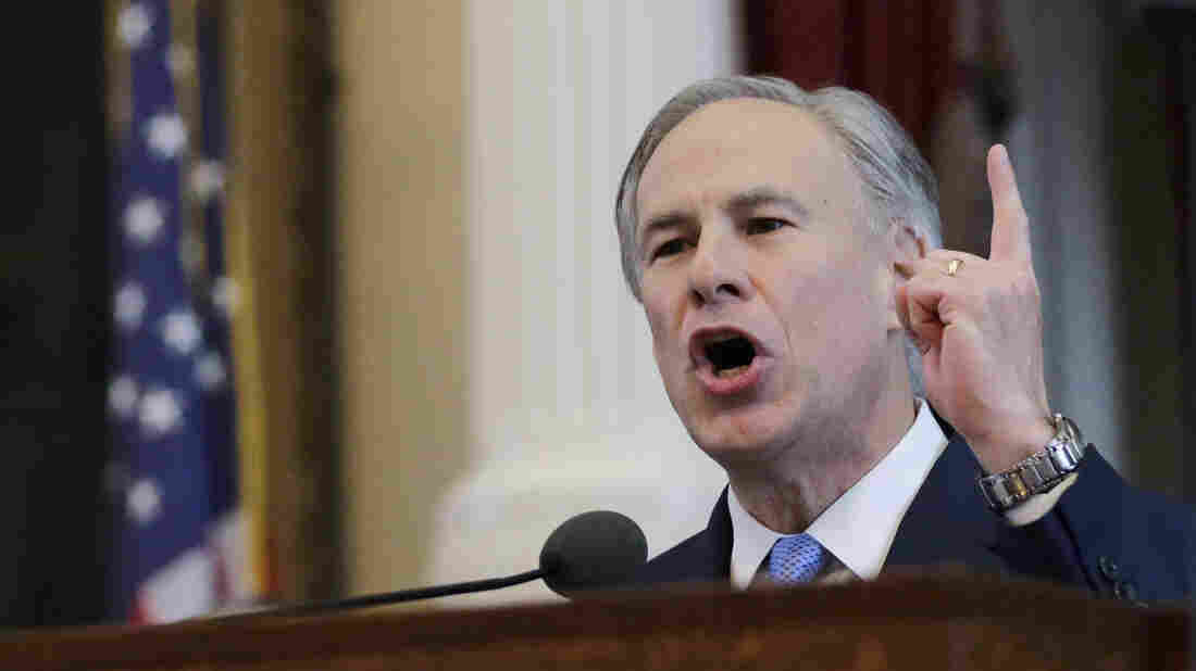 Texas Republican Gov. Greg Abbott ordered the Texas State Guard to monitor a joint U.S. Special Forces training taking place in Texas, prompting outrage from some in his own party.