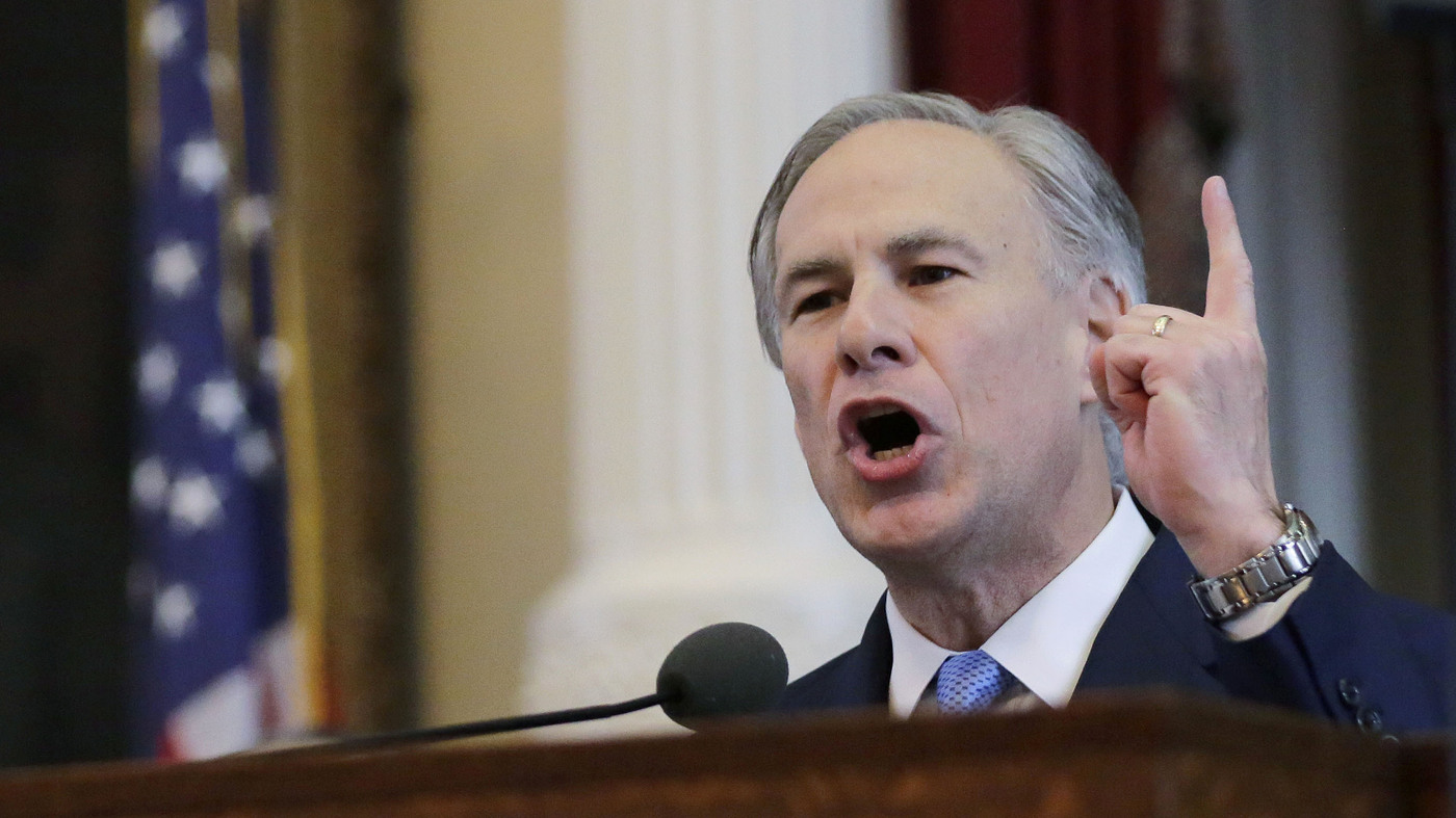 Texas Governor Deploys State Guard To Stave Off Obama
