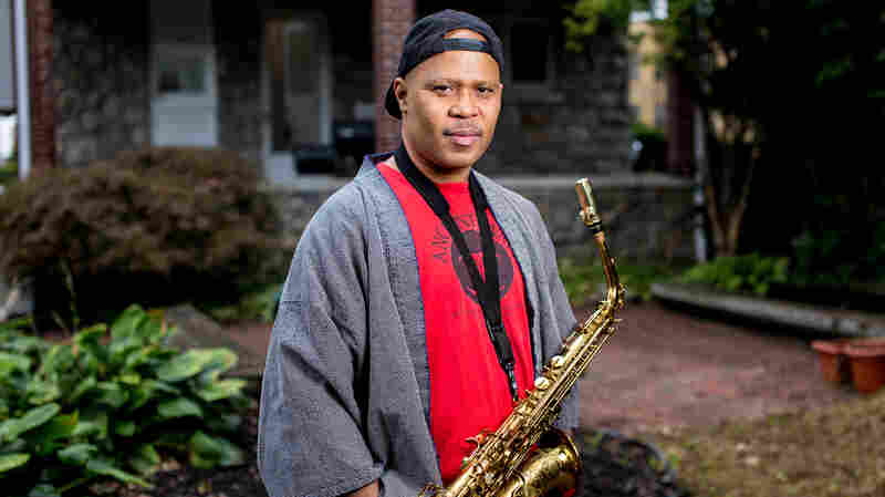 Steve Coleman's new album is called Synovial Joints.