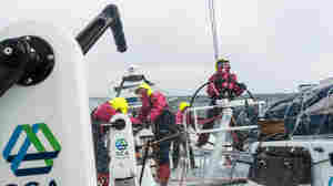 A Boat Of Their Own: All-Women Team Tackles Sailing's Toughest Race