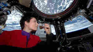 Space Shot: Italian Astronaut 'Boldly' Brews Espresso On Space Station