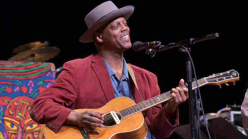Eric Bibb On Mountain Stage