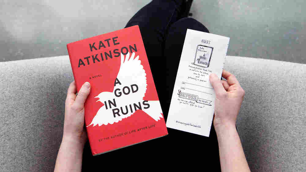 Join The 'Morning Edition' Book Club As We Read 'A God In Ruins'